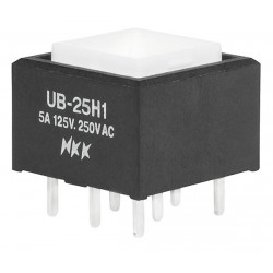 NKK Switches UB25SKW035C