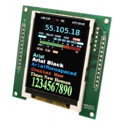 Displaytech INT022ATFT