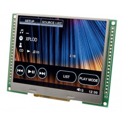 Displaytech INT035TFT-TS
