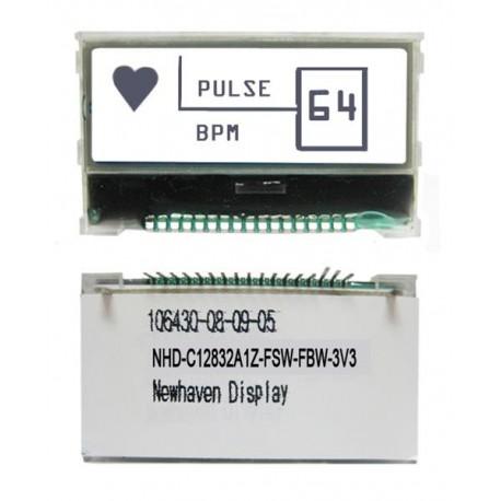 Newhaven Display NHD-C12832A1Z-FSW-FBW-3V3