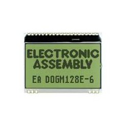 ELECTRONIC ASSEMBLY EA DOGM128E-6