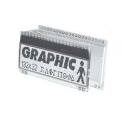 ELECTRONIC ASSEMBLY EA DOGM132E-5
