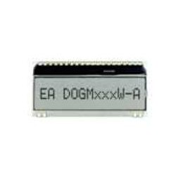 ELECTRONIC ASSEMBLY EA DOGM162W-A