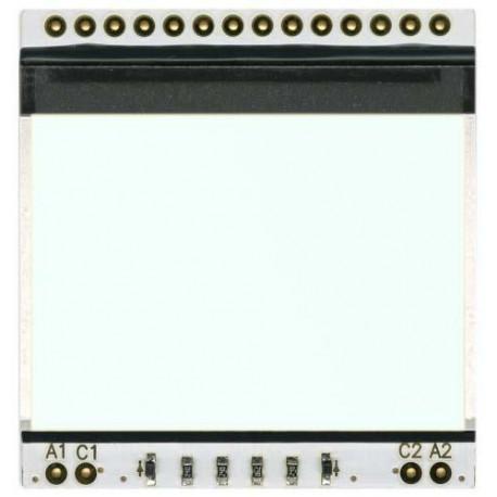 ELECTRONIC ASSEMBLY EA LED39x41-W