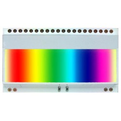 ELECTRONIC ASSEMBLY EA LED55X31-RGB