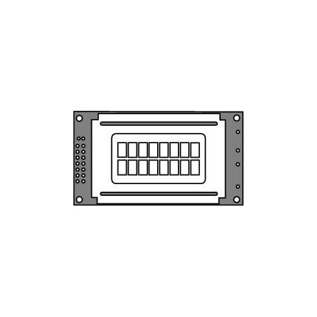 Hantronix HDM08216L-3-L30S