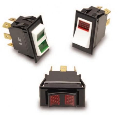 Carling Technologies LTIGK51-6M-BL-AM-MBL/24V