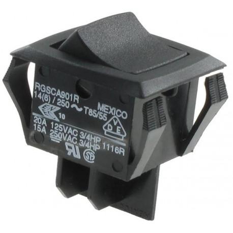 Carling Technologies RGSCA901-R-B-B-0