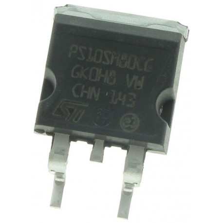 STMicroelectronics STPS10SM80CG-TR