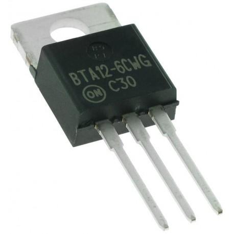 ON Semiconductor BTA12-600CW3G