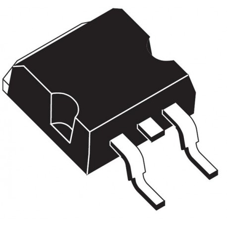 STMicroelectronics STB23NM50N