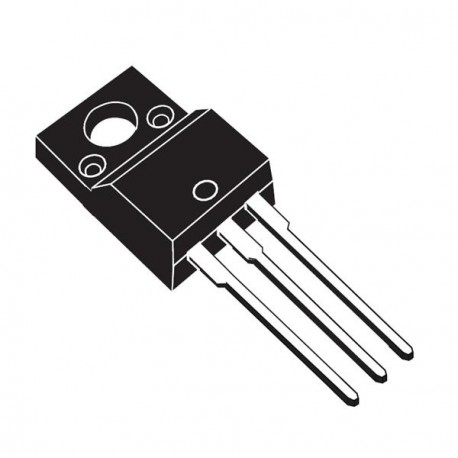 STMicroelectronics STF8N65M5