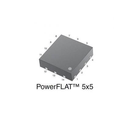 STMicroelectronics STL8N65M5