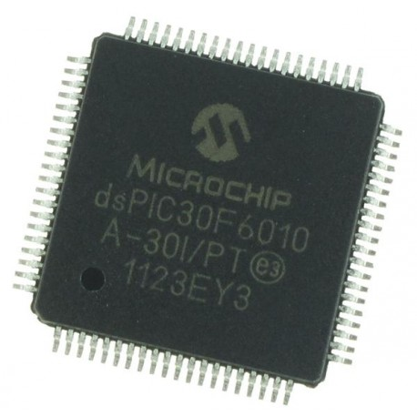 Microchip DSPIC30F6010A-30I/PT