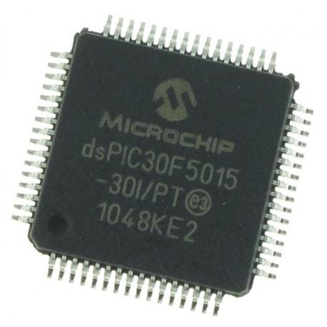 Microchip DSPIC30F5015-30I/PT