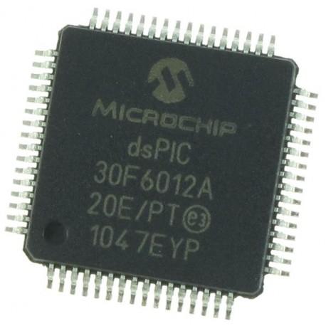 Microchip DSPIC30F6012A-20E/PT