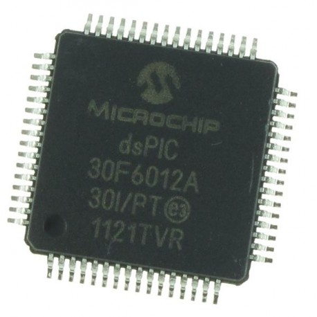 Microchip DSPIC30F6012A-30I/PT