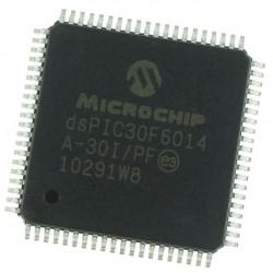 Microchip DSPIC30F6014A-30I/PF