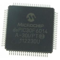 Microchip DSPIC30F6014A-30I/PT