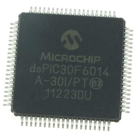 Microchip DSPIC30F6014A-30I/PT