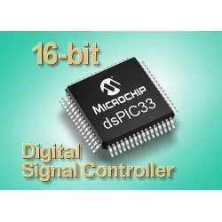Microchip DSPIC33FJ128GP306-I/PT