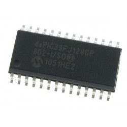 Microchip DSPIC33FJ128GP802-I/SO
