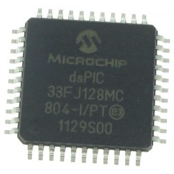 Microchip DSPIC33FJ128MC804-I/PT