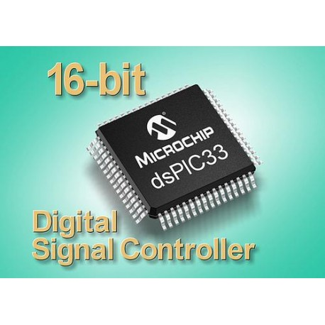 Microchip DSPIC33FJ32GP302-I/MM