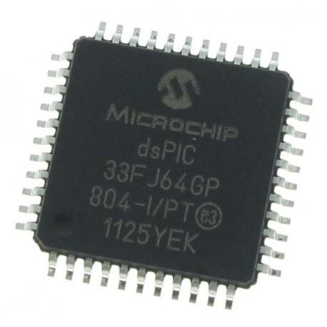 Microchip DSPIC33FJ64GP804-I/PT