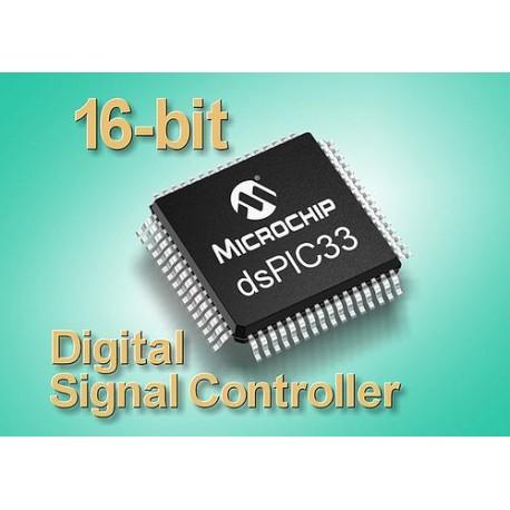 Microchip DSPIC33FJ128GP710A-I/PF