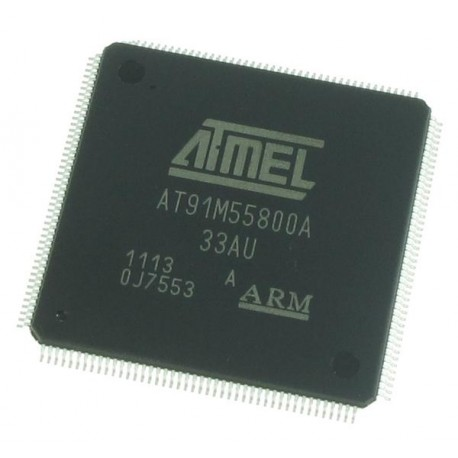 Atmel AT91M55800A-33AU