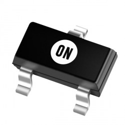 ON Semiconductor DTA143EET1G