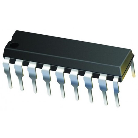 Microchip PIC16LCE625-04I/P