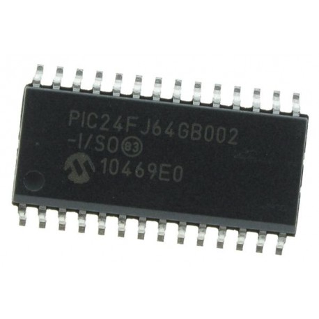 Microchip PIC24FJ64GB002-I/SO