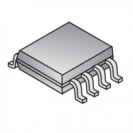 Microchip PIC12F615-H/MS