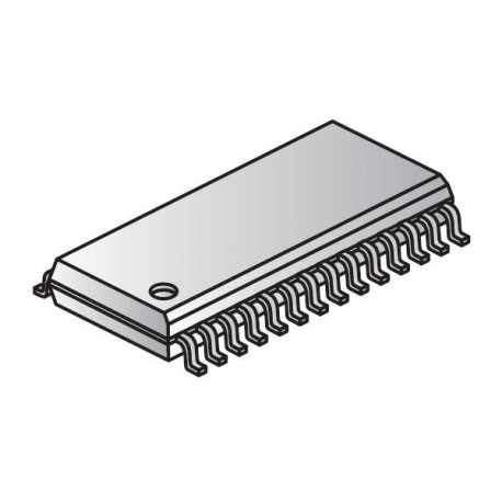 Microchip PIC16C62B-20I/SO