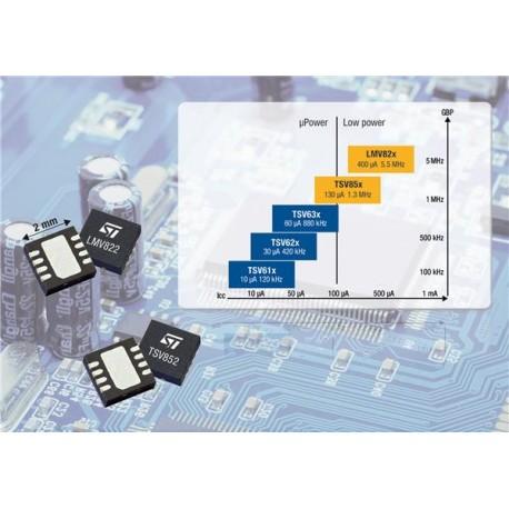 STMicroelectronics LMV825IPT