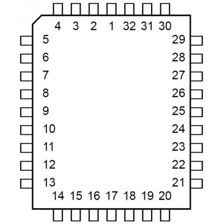 Microchip SST39LF040-55-4C-NHE