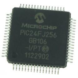 Microchip PIC24FJ256GB106-I/PT