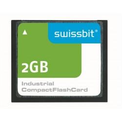 Swissbit SFCF2048H1BO2TO-I-M0-543-SMA