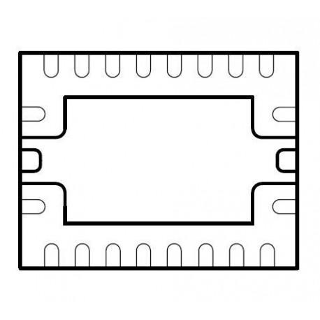 Microchip MCP41HV31-502E/MQ