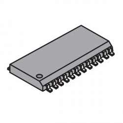 Maxim Integrated MAX6969AWG+T