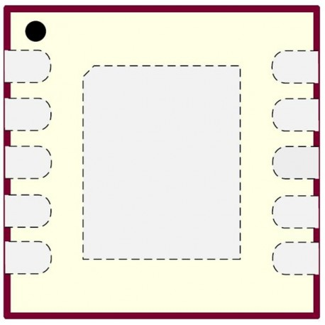 Microchip MCP73213-B6SI/MF