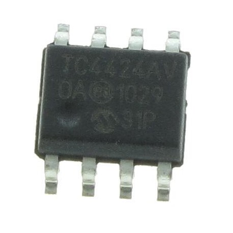 Microchip TC4424AVOA