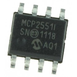 Microchip MCP2551-I/SN