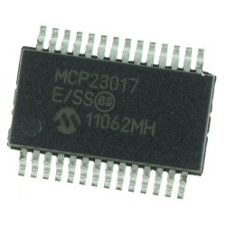 Microchip MCP23017-E/SS