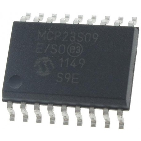 Microchip MCP23S09-E/SO