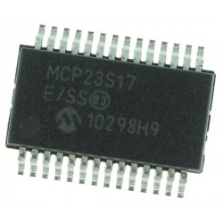 Microchip MCP23S17-E/SS