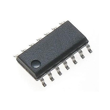 STMicroelectronics 74LCX125MTR