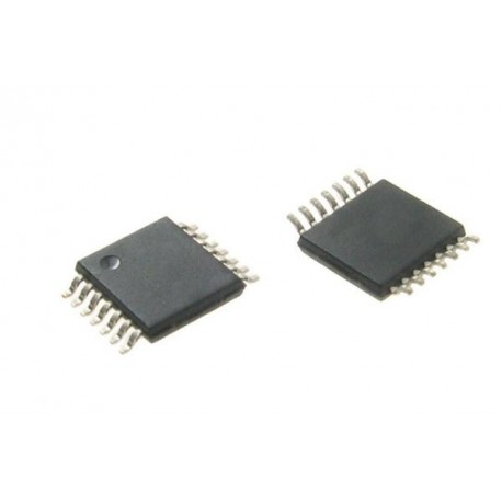 STMicroelectronics M74HCT14TTR